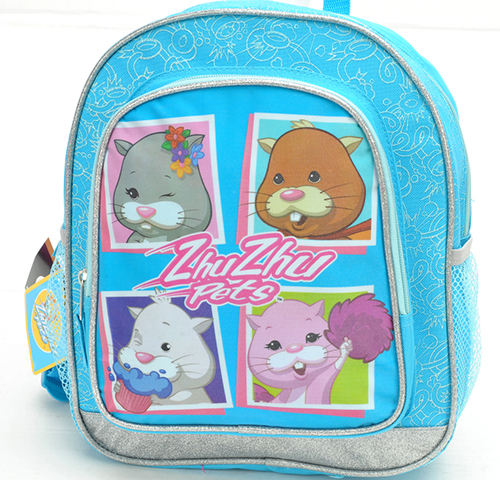 Zhu Zhu Pets Medium Backpack #S11zp4989/3