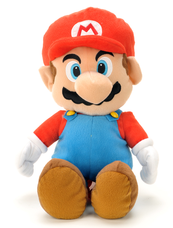 Mario Plush Backpack #Sm03561