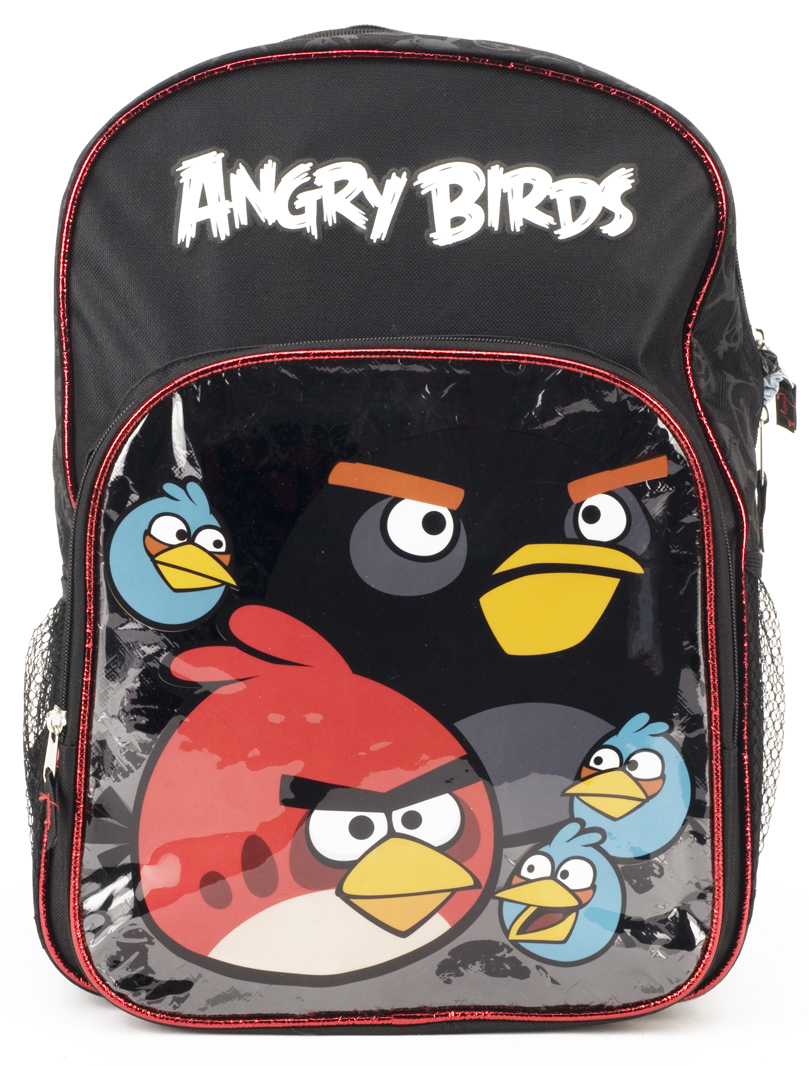 Angry Bird Large Backpack #An9124/6