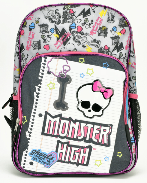 Monster High Large Backpack