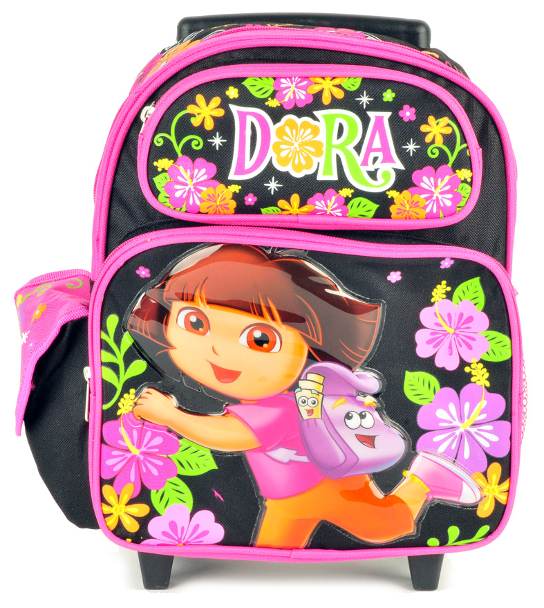 Dora Medium Rolling Backpack (05223/12)