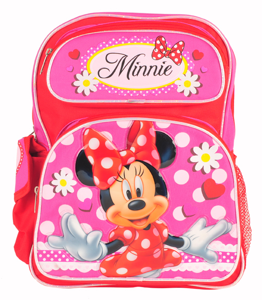 Minnie Mouse Fullsize Backpack (MN5245/24)