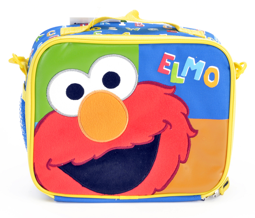 Elmo Insulated Lunch Bag (05460)