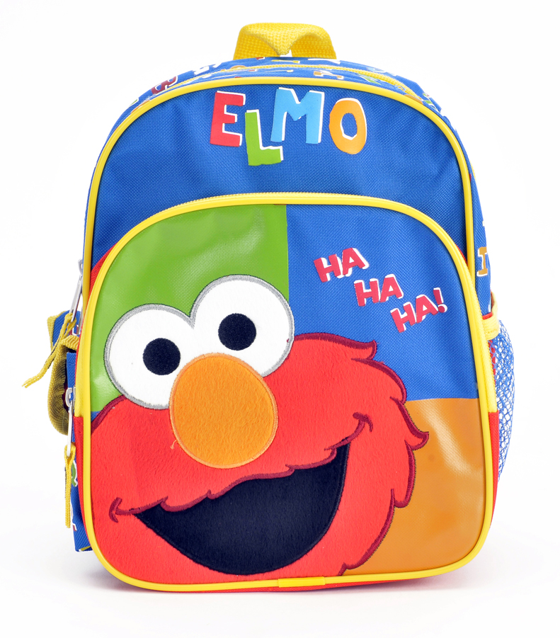 "Elmo 10"" Small Backpack (06075)"