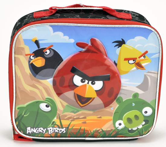 Angry Bird Lunch Bag #An10307/3