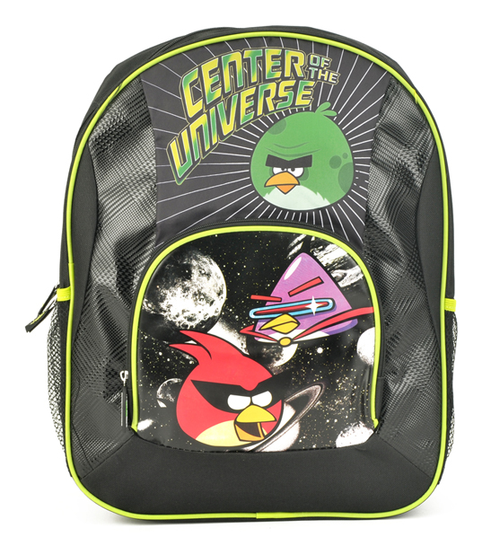 Angry Bird Large Backpack (An12451/10)