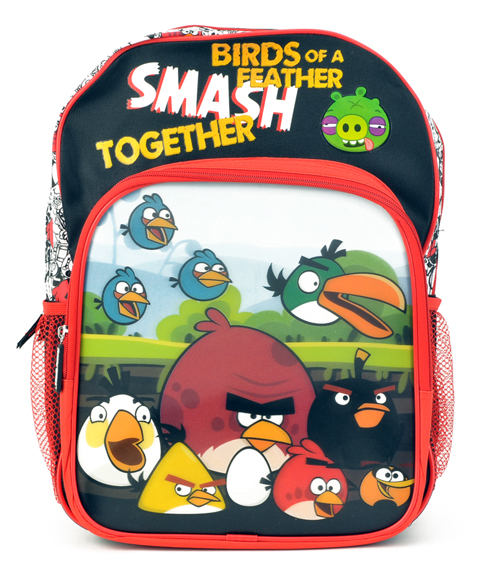 Angry Bird Large Backpack (An12451/36)