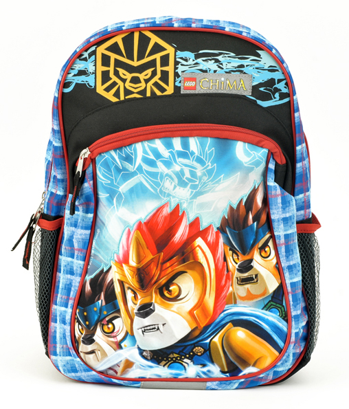 Lego Chima Large Backpack (Le12583/6)
