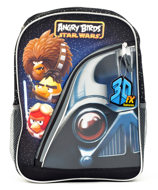 Angry Bird Large Backpack (An12540/6)