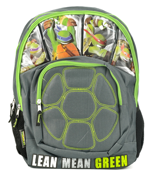 Ninja Turtle Large Backpack (Nt12465/3)