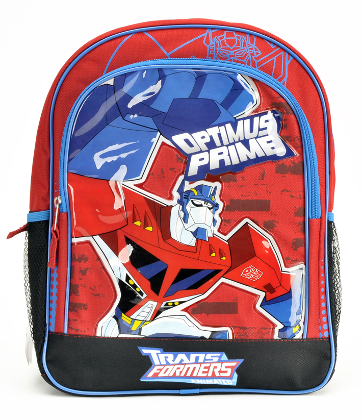 "Transformers 16"" Large Backpack (07891)"
