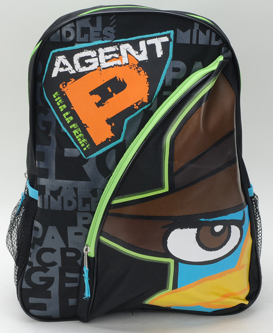 Phineas and Ferb Large Backpack (31349B)