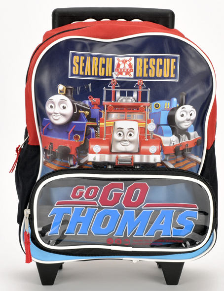 Thomas Toddler Rolling Backpack 34297