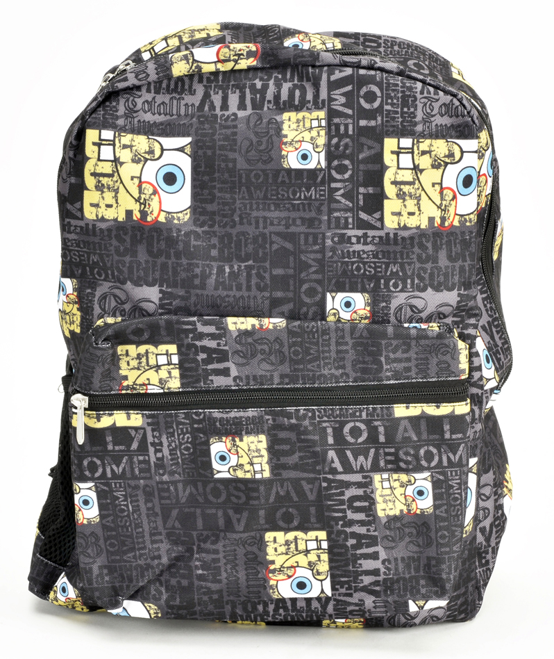 "Spongebob 16"" Large Backpack (33099)"
