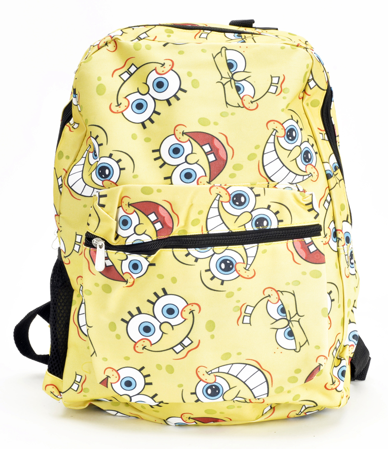 "Spongebob 16"" Large Backpack (33377)"