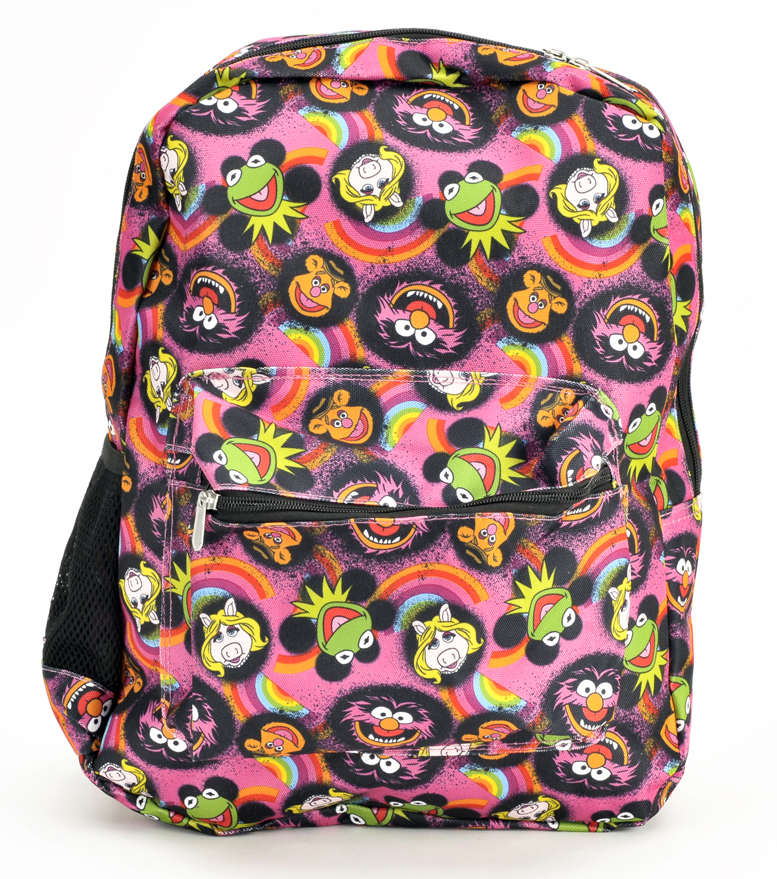 "The Muppets 16"" Large Backpack (33386)"