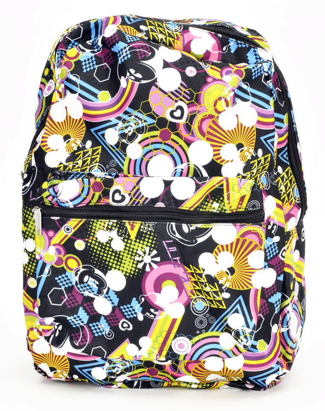 "Mickey Mouse 16"" Large Backpack (33415)"