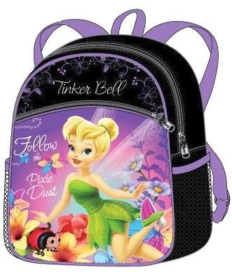 "Tinkerbell Small Backpack 10"" (49992/24)"