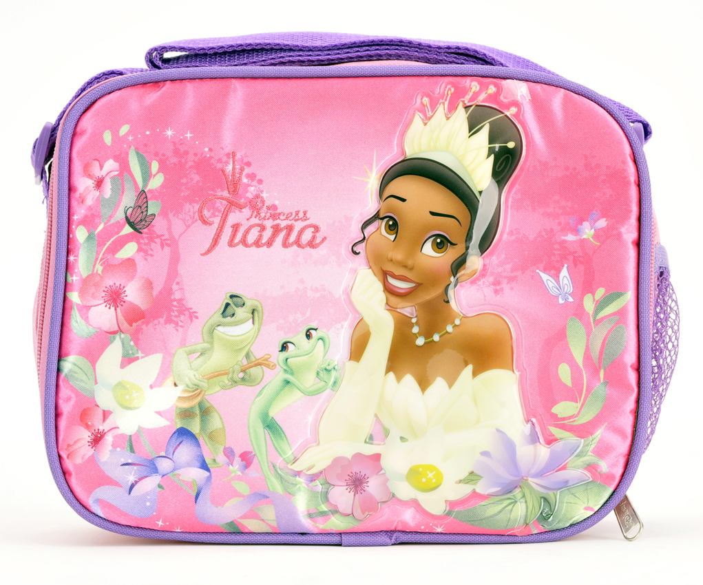 Princess and the Frog Insulated Lunch Bag (50416)