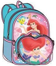 Ariel Mermaid Large Backpack with Detachable Lunch Bag (50476/24