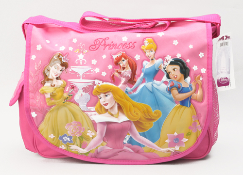 Princess Messenger Bag #Pr00021