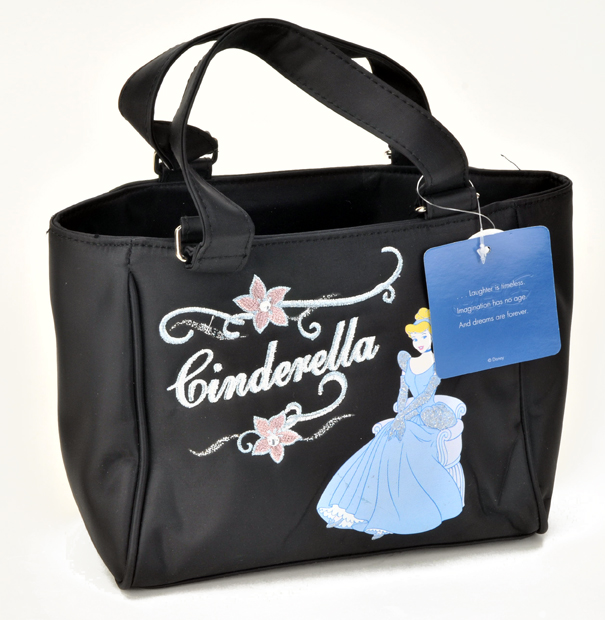 Princess satin handbag(item#53859/12)