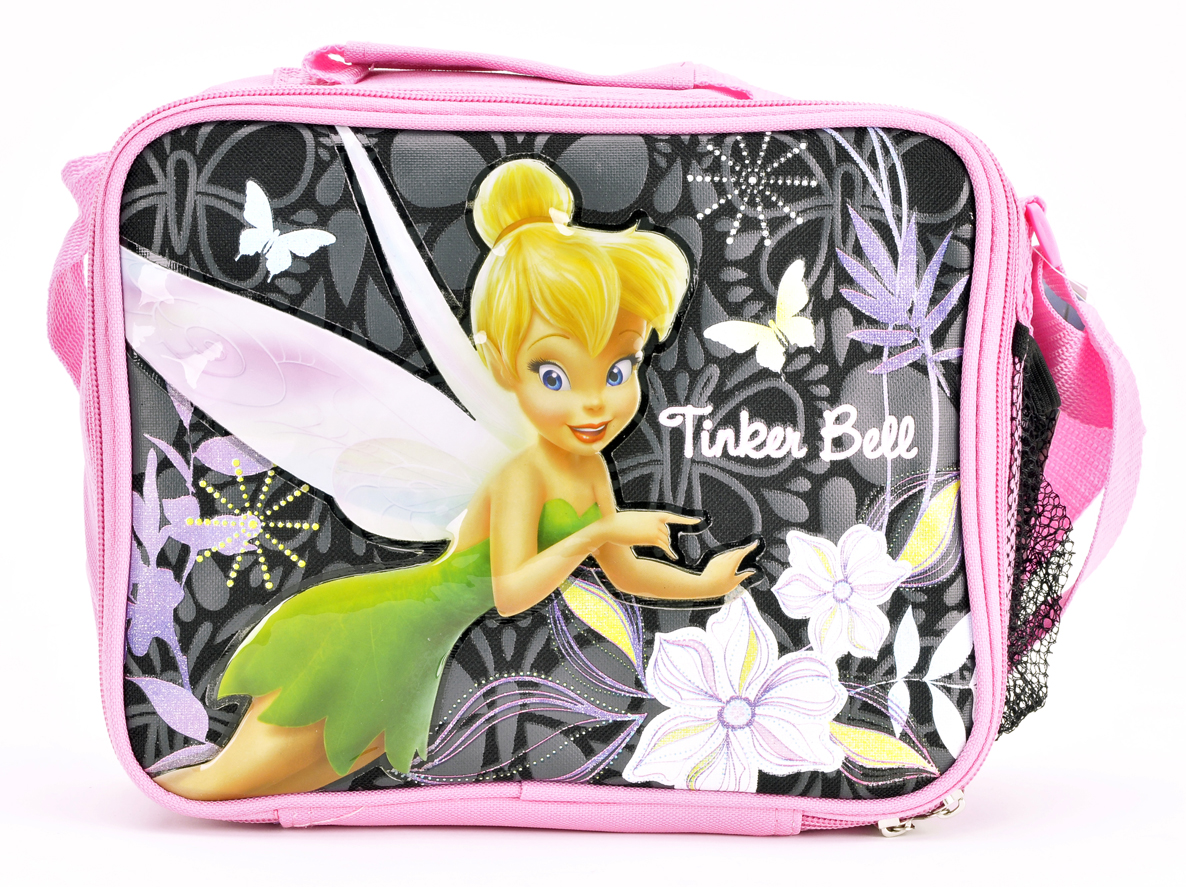 Tinkerbell Insulated Lunch Bag (60760)