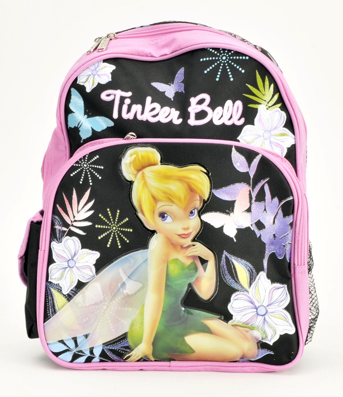 "Tinkerbell 14"" Toddler Backpack (60761)"