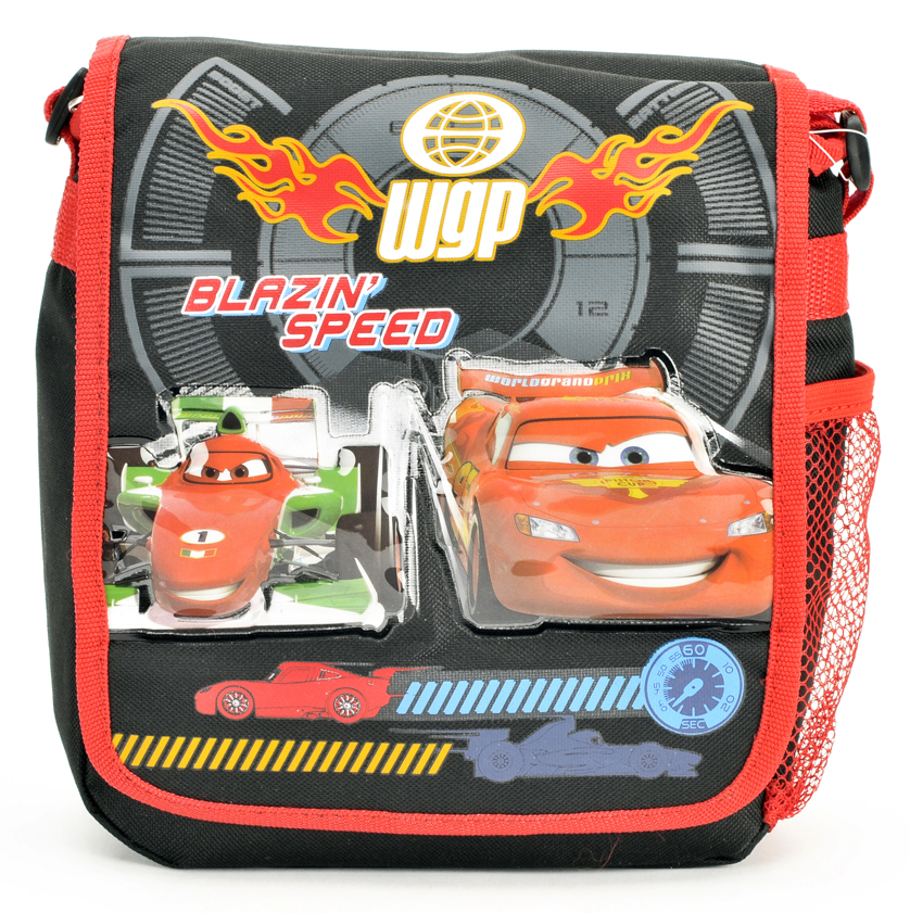 Cars DJ Lunch Tote Bag # Ca00773)