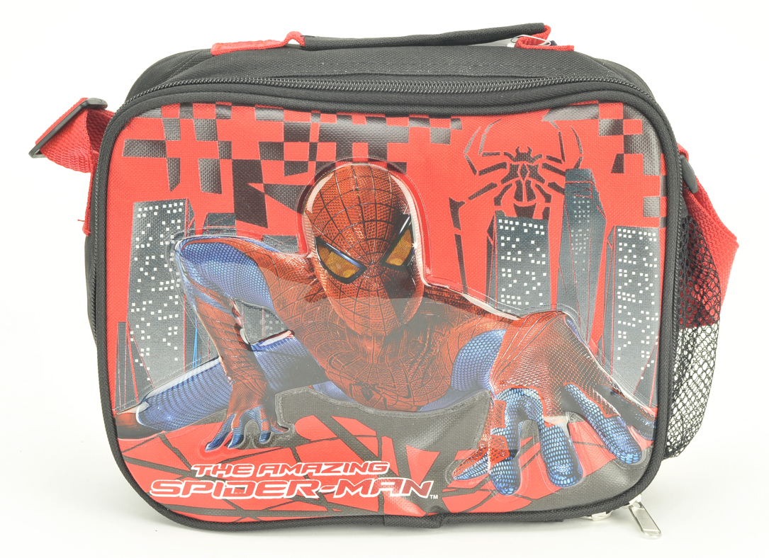 Spiderman Insulated Lunch Bag (60827)