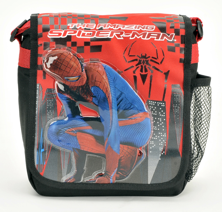 Spiderman DJ Lunch Tote Bag (60828)