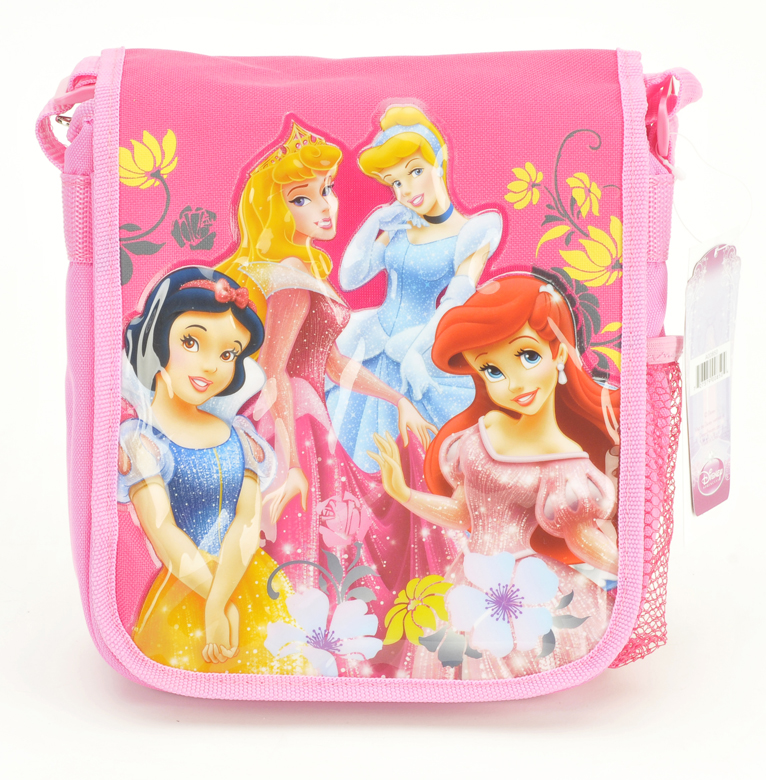 Princess DJ Lunch Tote Bag (60850)