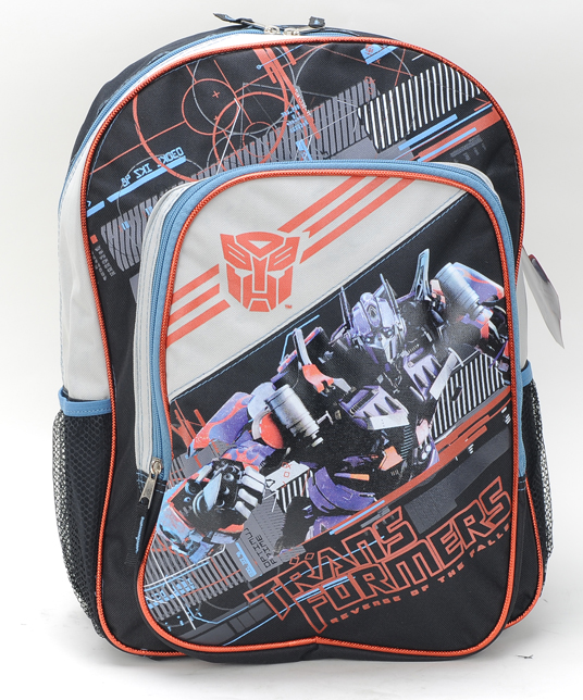 Transformer Large Backpack #Tf80027a/36