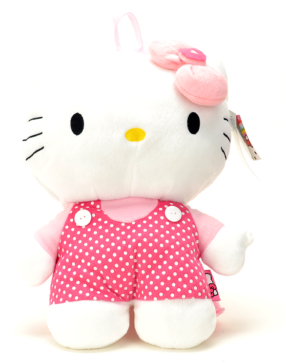 Hello Kitty Plush Backpack #Hk66084