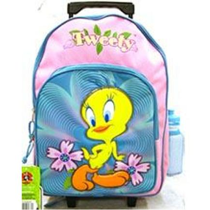Tweety Rolling Backpack(item#76cr09as/12)
