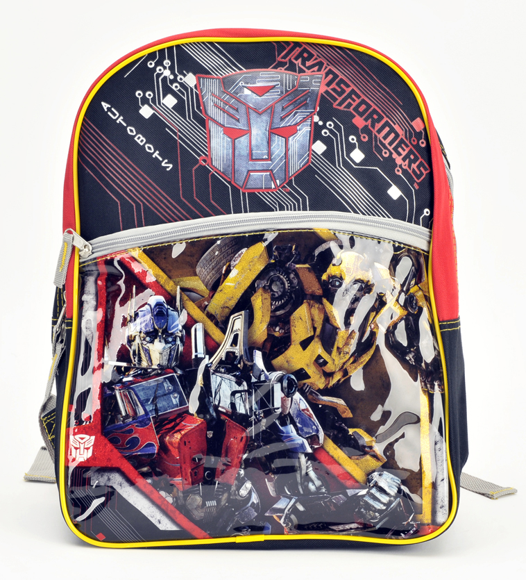 "Transformers 16"" Large Backpack (80857)"