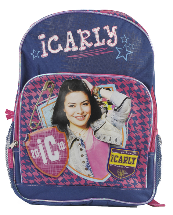 iCarly Large Backpack (80887)
