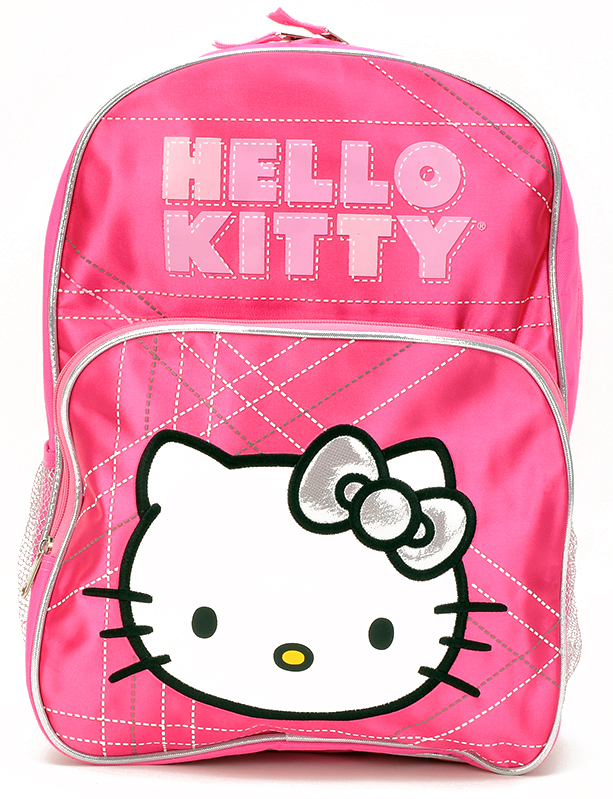 Hello Kitty Pink Large Backpack (80893)