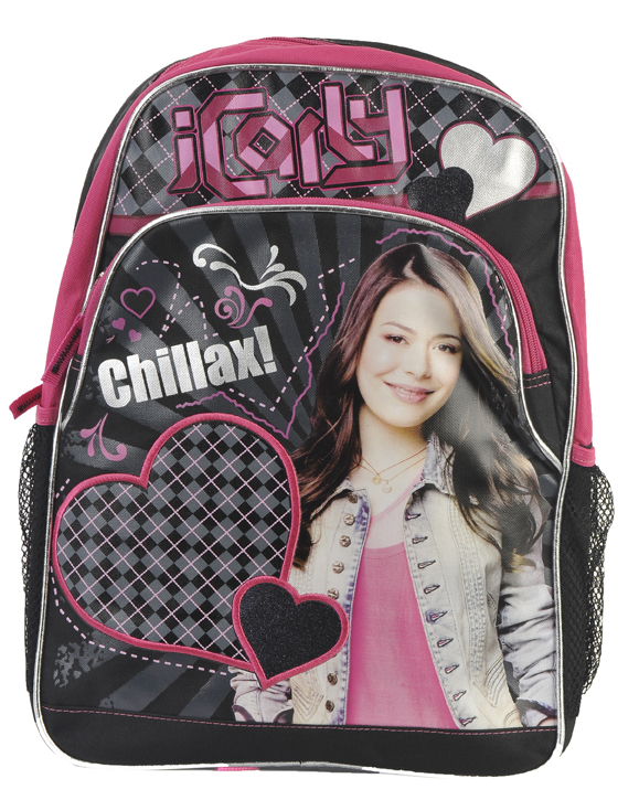 iCarly Large Backpack (80915)