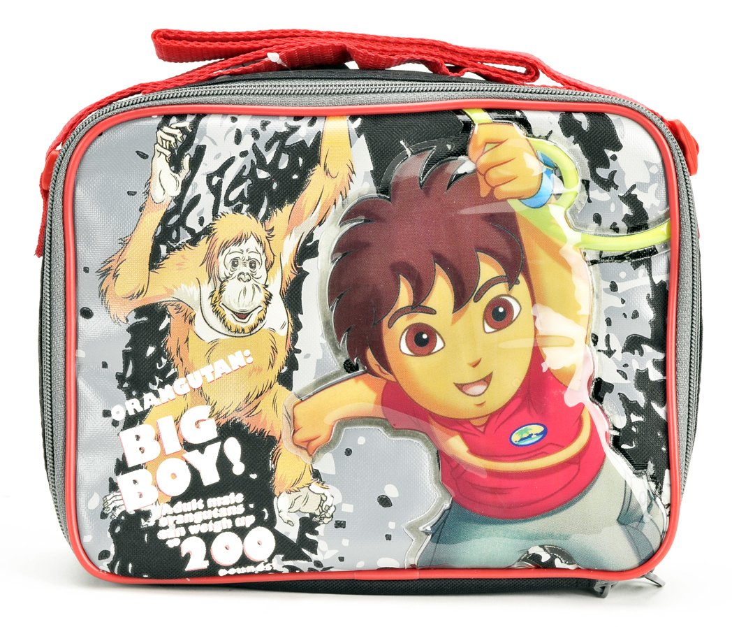 Diego Insulated Lunch Bag (81059)