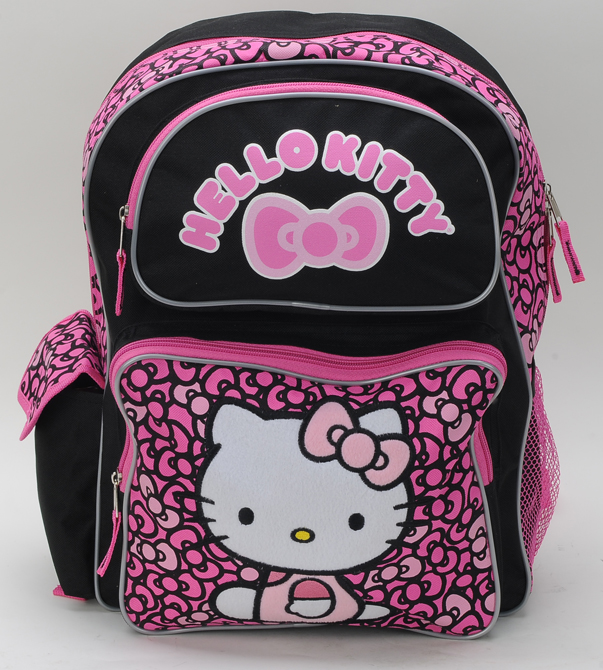 "Hello Kitty Med Backpack 12"" (81133/36)"