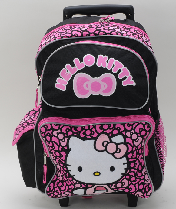 "Hello Kitty Mini Rolling Backpack 12"" (81134/6)"