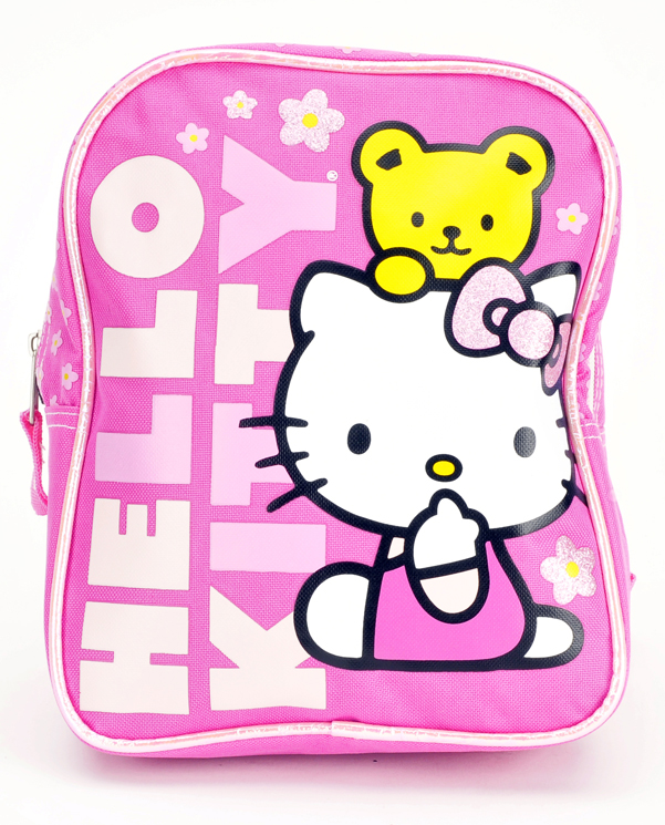 "Hello Kitty 14"" Toddler Backpack (81832)"