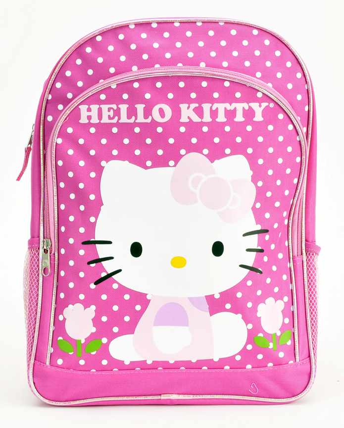 "Hello Kitty 16"" Large Backpack (81835)"