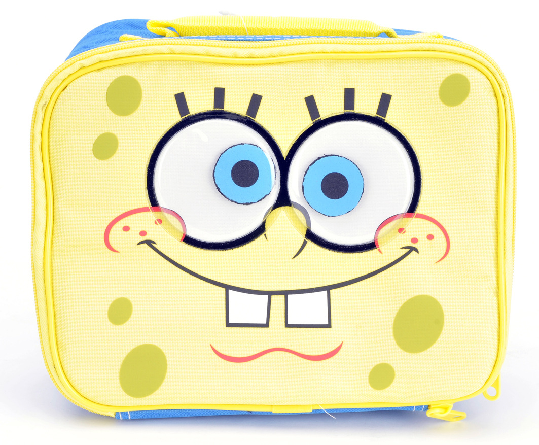 Spongebob Insulated Lunch Bag (81868)