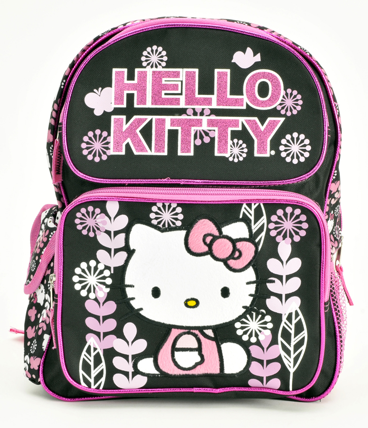 "Hello Kitty 14"" Toddler Backpack (82220)"