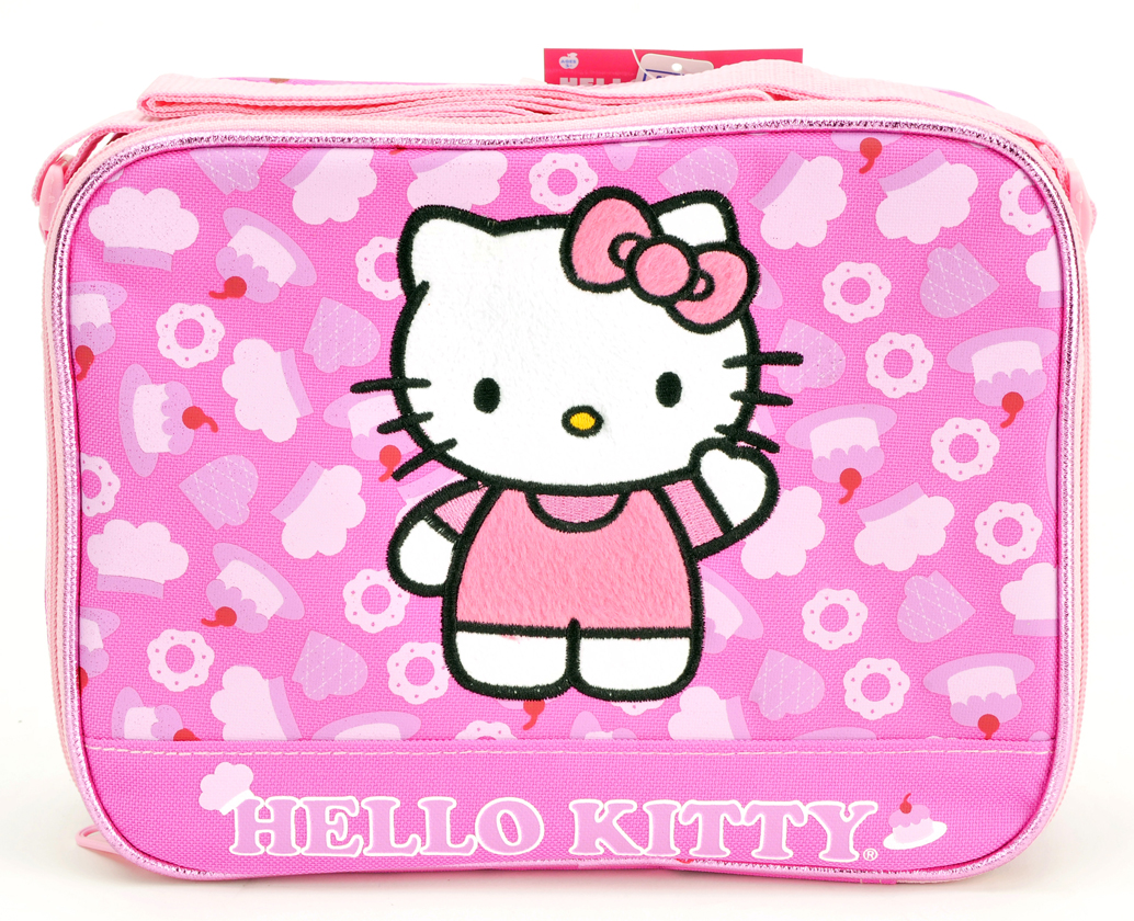 Hello Kitty Insulated Lunch Bag (82225)