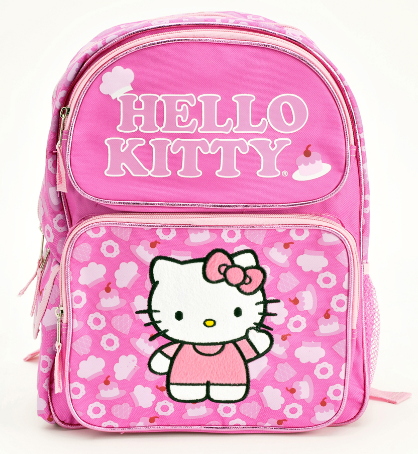 "Hello Kitty 14"" Toddler Backpack (82229)"
