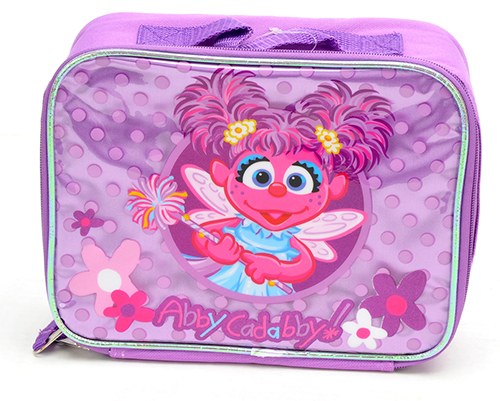 Sesame Street Abby Lunch Bag