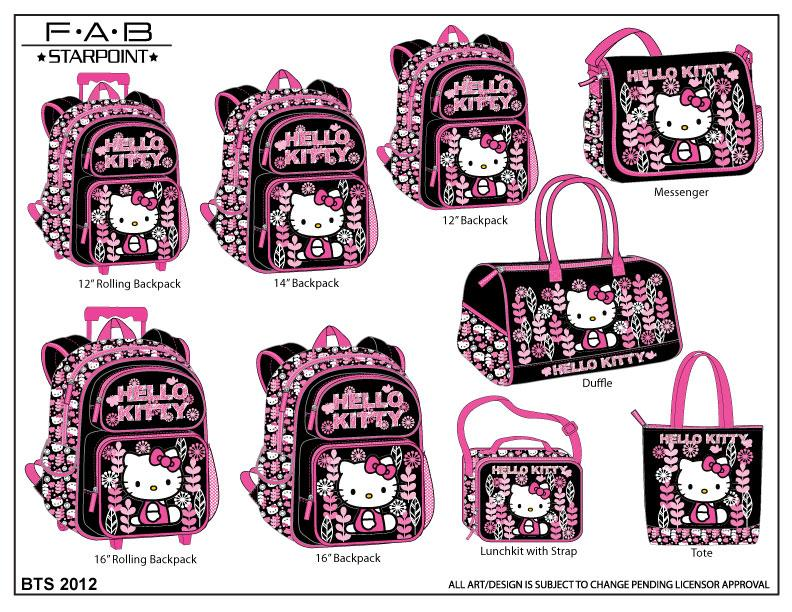 Hello Kitty (Black) Group